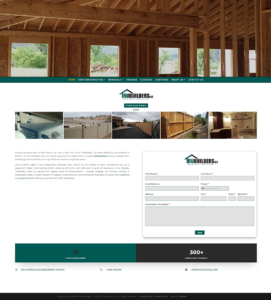 image showing website