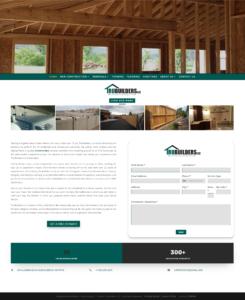 Image showing completed website design