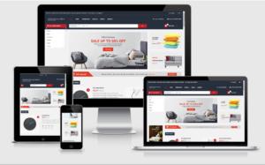 Custom Website Design by BluRibbon Technologies