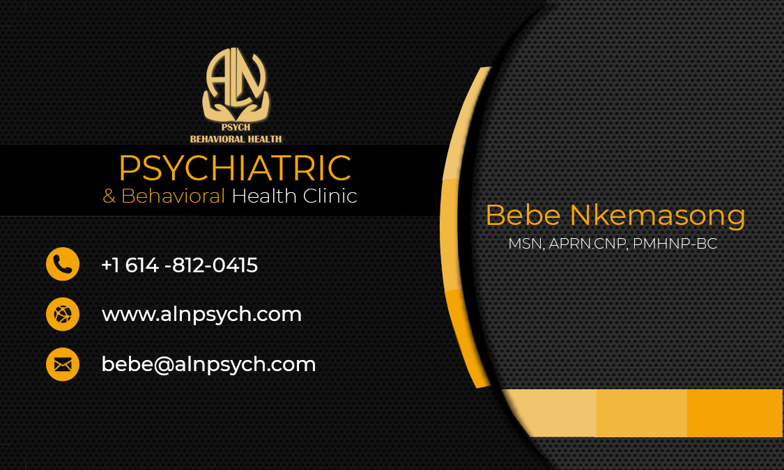 Business card design by Bluribbon technologies