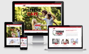 Web design by Bluribbon technologies